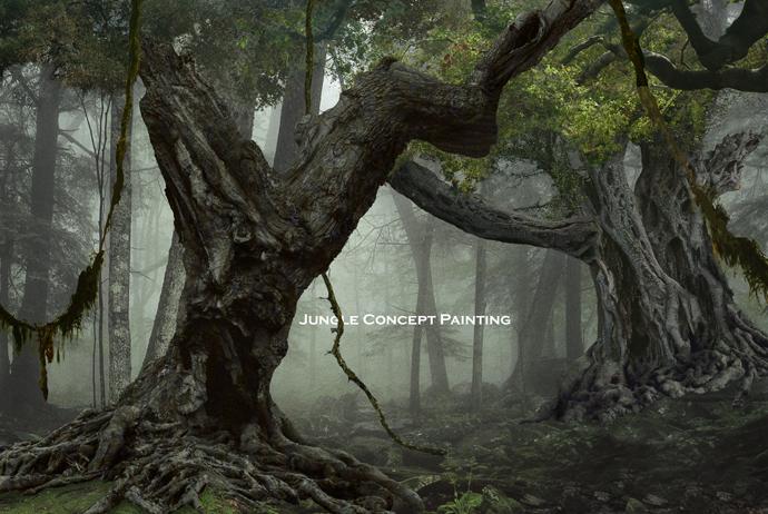 Jungle Concept Design